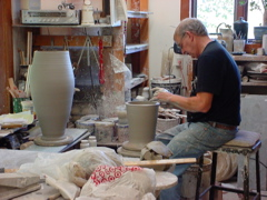 Big Fern Vase