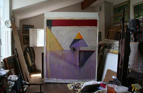 Abstract in Studio: Emmett Johns