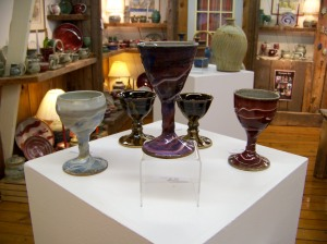 Goblets throughout the ages