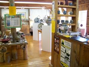 Ellison Bay Pottery gallery